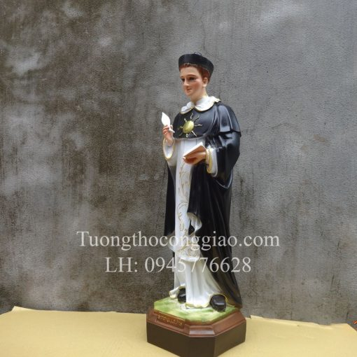 Tượng Thánh Tô Ma Cao 50cm 06