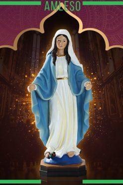 Tượng Trang Trí Hình Đức Mẹ Maria 02