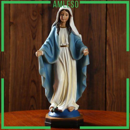 Tượng Trang Trí Hình Đức Mẹ Maria 04