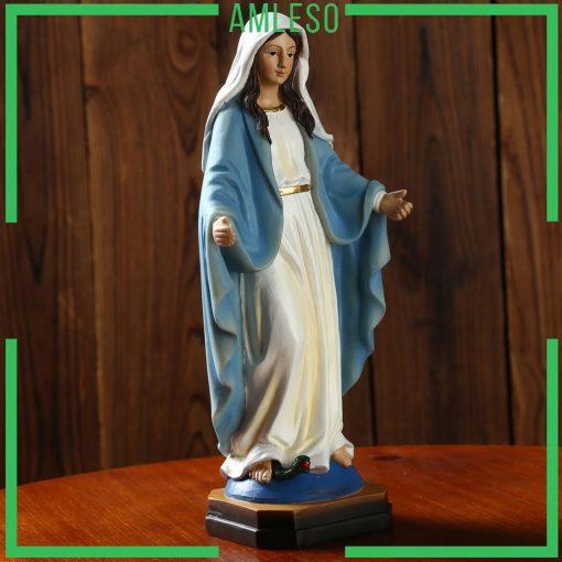 Tượng Trang Trí Hình Đức Mẹ Maria 05