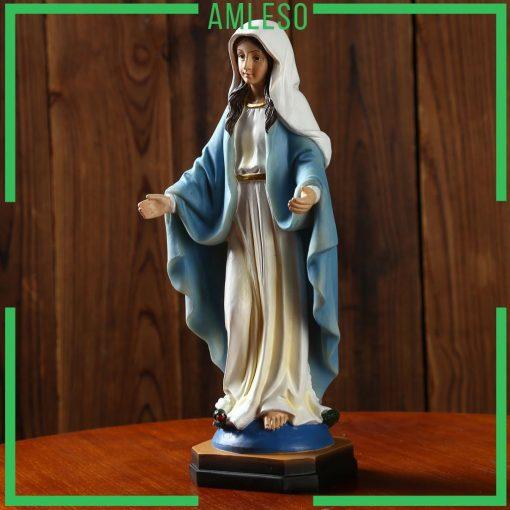 Tượng Trang Trí Hình Đức Mẹ Maria 06