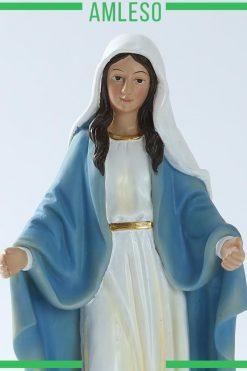 Tượng Trang Trí Hình Đức Mẹ Maria 08