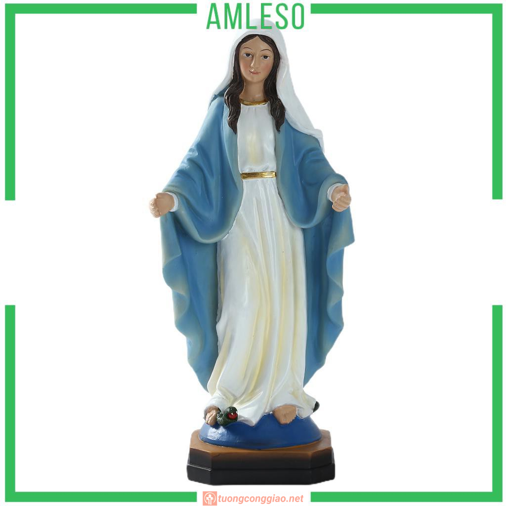 Tượng Trang Trí Hình Đức Mẹ Maria