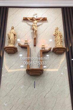 Mẫu Bàn Thờ Công Giáo Hiện đại